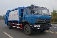 多士星牌JHW5160ZYSE型压缩式垃圾车