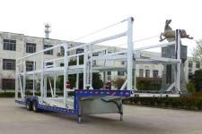 鲁峰13.8米14.3吨2轴车辆运输半挂车(ST9220TCL)