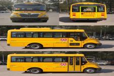 宇通牌ZK6595DX53型幼儿专用校车图片2