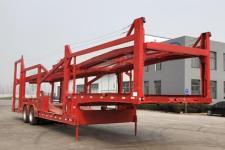 奋进13.5米15.2吨2轴乘用车辆运输半挂车(GQ9230TCC)