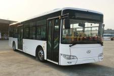 10.5米|20-40座金龙纯电动城市客车(XMQ6106AGBEVL16)
