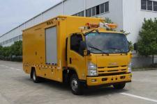星炬牌HXJ5100XXHQL型救险车