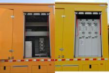 星炬牌HXJ5100XXHQL型救险车图片