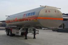 正康宏泰9.6米24.2吨2轴铝合金运油半挂车(HHT9290GYY)