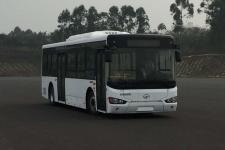 10.5米 22-40座海格纯电动城市客车(KLQ6109GAEVN7)