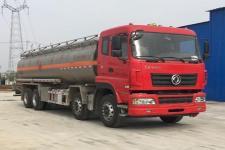 程力威牌CLW5320GYYLE5型铝合金运油车
