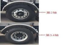 程力威牌CLW5320GYYLE5型铝合金运油车图片