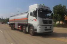 润知星牌SCS5310GRYZZ型易燃液体罐式运输车