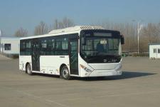 8米|14-27座中通纯电动城市客车(LCK6809EVG3D3)