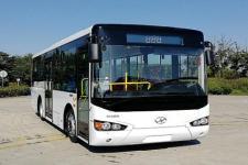 8.5米 16-31座海格纯电动城市客车(KLQ6850GEVN9)