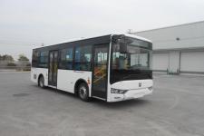 8.1米 12-27座亚星纯电动城市客车(JS6815GHBEV1)