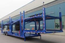 建宇13米17吨2轴车辆运输半挂车(YFZ9250TCL)