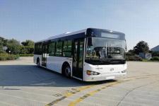 10.5米 21-40座海格纯电动城市客车(KLQ6109GAEVN8)
