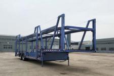 吉悦13.8米17.4吨2轴乘用车辆运输半挂车(SPC9251TCC)