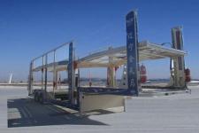骏彤13.8米12.7吨2轴车辆运输半挂车(JTM9211TCL)