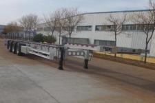欧铃14米36吨3轴集装箱运输半挂车(ZB9403TJZ)