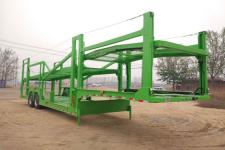 中郓畅达13.8米17吨2轴车辆运输半挂车(XSQ9251TCL)