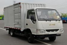 江淮牌HFC2042XXYPW4K1B3NV型越野厢式运输车