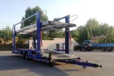 图强12米8.8吨2轴中置轴车辆运输挂车(TQP9161TCL)