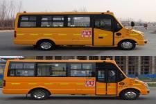 长安牌SC6550XC3G5型幼儿专用校车图片2