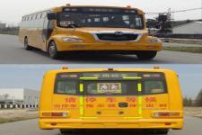 申龙牌SLK6110ZSD5型中小学生专用校车图片3