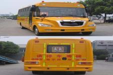 申龙牌SLK6110ZSD5型中小学生专用校车图片4