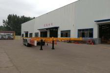 金奉源12.3米34.5吨3轴集装箱运输半挂车(JFY9400TJZ40)