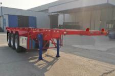 佳郓9.4米35.1吨3轴集装箱运输半挂车(LFY9403TJZ)