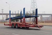 天野11.6米9.3吨2轴中置轴车辆运输挂车(STY9160TCL)