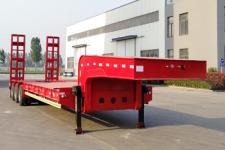 林晟实业12.5米27.3吨6轴低平板半挂车(XCD9400TDPXZ)