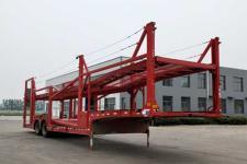 恒廉13米17吨2轴乘用车辆运输半挂车(SJS9250TCC)