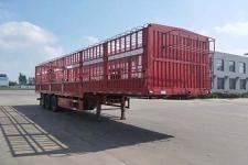 光亚通达12米33.5吨3轴仓栅式运输半挂车(JGY9400CCYE)