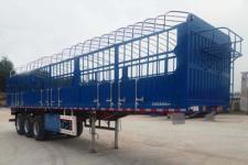 汇多通12米33.7吨3轴仓栅式运输半挂车(TJH9400CCY)