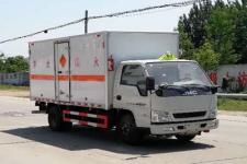 江铃国五4米2爆破器材运输车