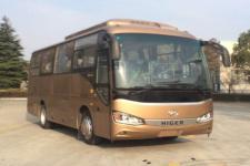 8.1米 16-34座海格纯电动城市客车(KLQ6812KAGEVN1)