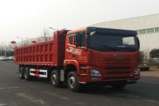 解放前四后八平头柴油自卸车国五375马力(CA3310P27K15L4T4E5A80)