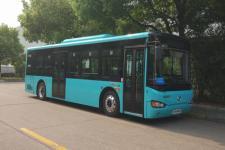 10.5米 21-40座海格纯电动城市客车(KLQ6109GAEVW4)