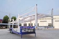 瑞郓13.8米17吨2轴车辆运输半挂车(YRD9250TCL)