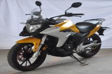 新感觉牌XGJ200-7型两轮摩托车