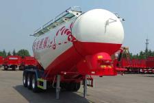 骏通8.5米33.8吨3轴下灰半挂车(JF9405GXH)