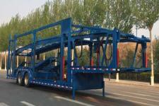 远达13.7米17.8吨2轴车辆运输半挂车(SCZ9280TCL)