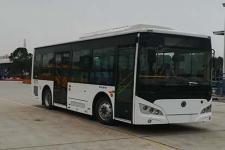 8.1米|15-29座申龙纯电动城市客车(SLK6819UBEVW17)