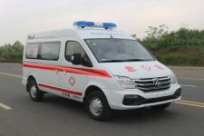 上海大通常州中頂運輸型監護型救護車