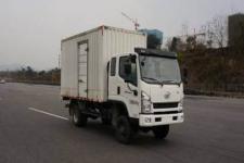 解放牌CA2040XXYK35L3E5-1型越野厢式运输车