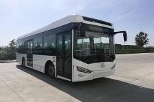 10.5米|17-34座舒驰纯电动城市客车(NK6100BEVG01)