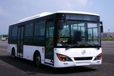 8.6米|15-25座常隆纯电动城市客车(YS6860GBEVD)