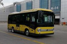 6.8米|10-15座福田插电式混合动力城市客车(BJ6680SHEVCA-1)