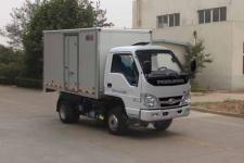 福田牌BJ2036Y3JB0-AC型越野厢式运输车