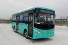 8.1米|13-26座中宜纯电动城市客车(JYK6803GBEV5)