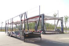 鸿宇达13.8米17.2吨2轴车辆运输半挂车(WMH9251TCL)